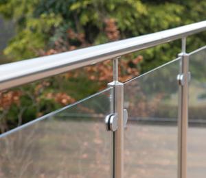 Glass Balustrade - Handrail