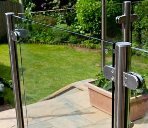 Glass Balustrade - No Handrail