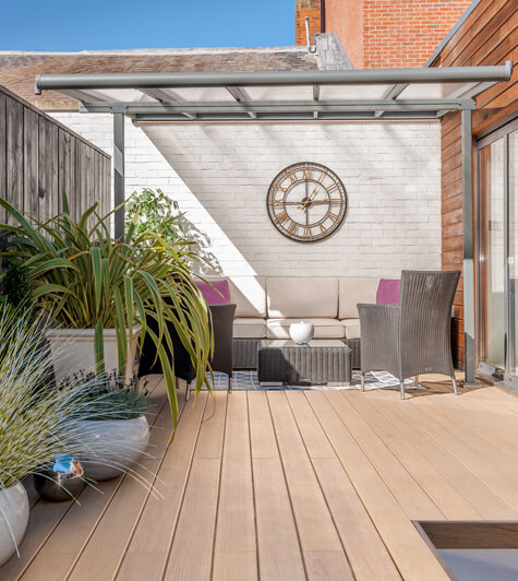Low-Maintenance Decking for Your Garden