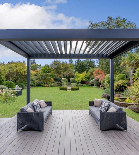 Contemporary Aluminium Sunrooms & Verandas
